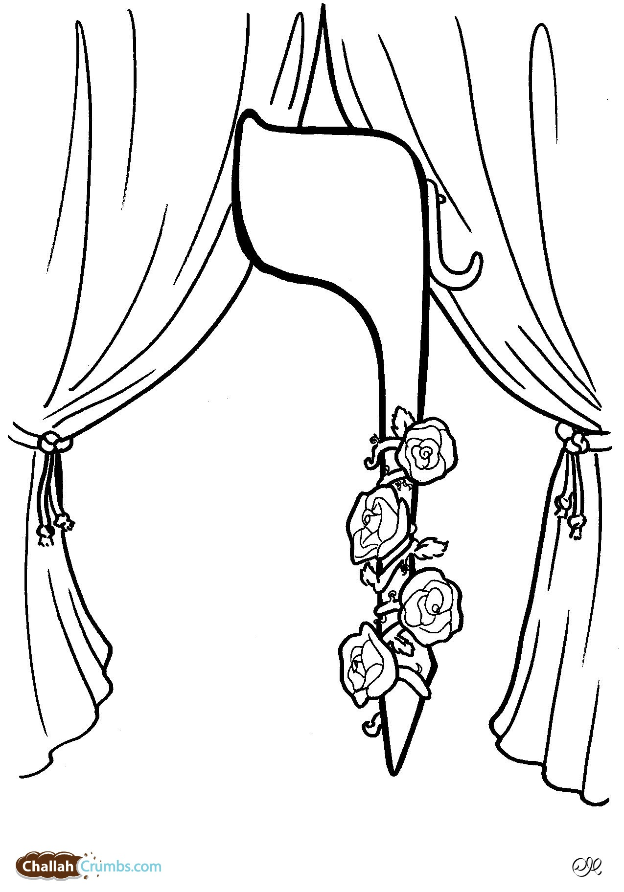 Aleph Bet Coloring Pages Http Www Challahcrumbs Com Alef Bet Coloring Pages
