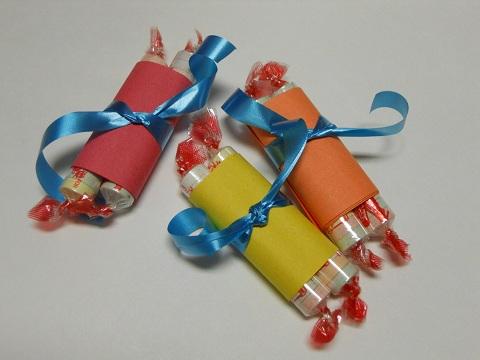 Candy Torah Scrolls