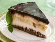 FrozenCoconutCrunchChocolateCake