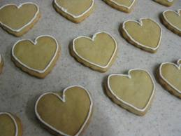 Parsha Recipe: VaAyra. Pharoah's Hardened Heart Cookies