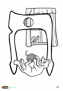 aleph bet coloring pages - hebrew aleph page coloring pages