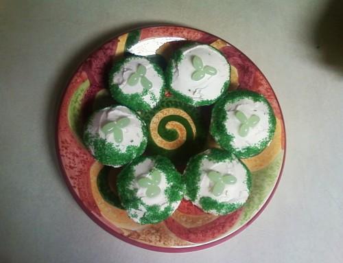 Non-Alcoholic Margarita Cupcakes