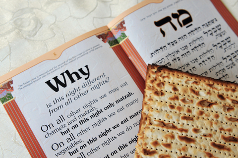 10 Awesome Things to Add to Your Seder Table this Year (hint: none of them are matza!)