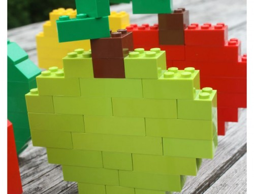 Lego Apples