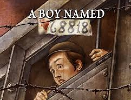 Giveaway: Win a copy of A Boy Named 68818